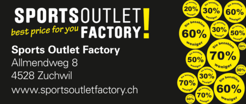 Sports Outlet Factory