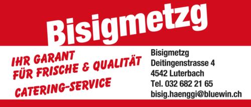 Bisig Metzg