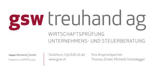 gsw treuhand ag - Thomas Zindel