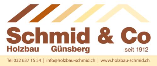 Schmid Holzbau