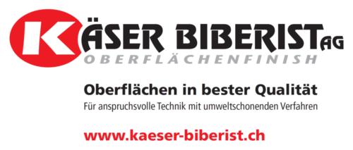 Käser Biberist AG – die Referenz im Oberflächenfinish
