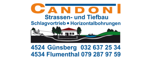 Candoni Strassen- und Tiefbau