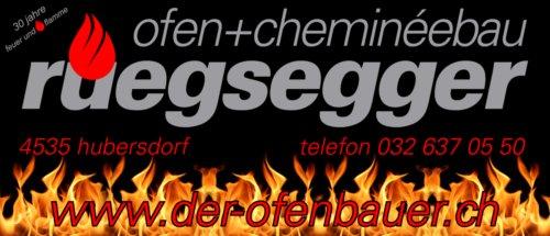 Ofen- und Cheminéebau Rüegsegger